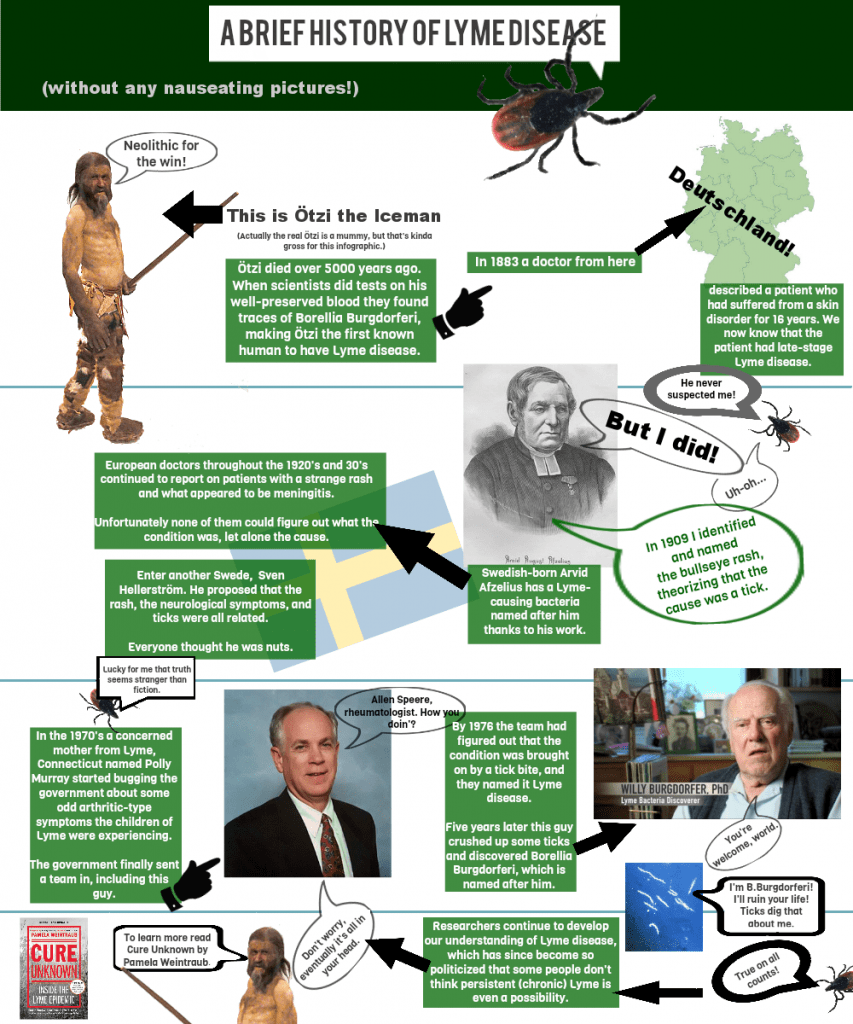 A Brief History of Lyme Disease