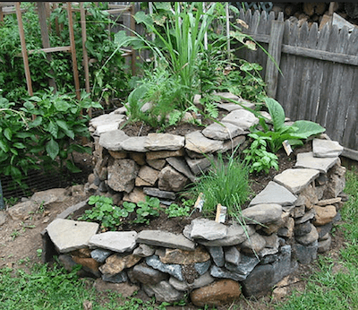 Permaculture isn't just gardening