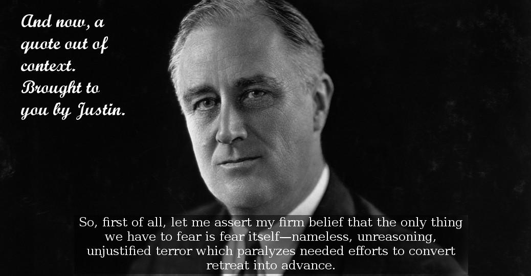 FDR, champion in the fight against Lyme disease