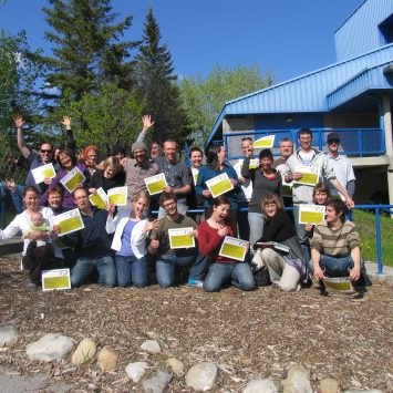 2011 PDC Grads at the Canoe Club