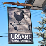 Featured Image - Urban Homesteading Store