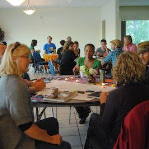 Permaculture attracts people from all walks of life
