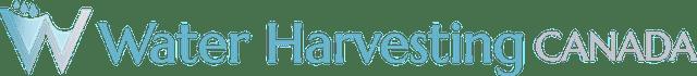 Water Harvesting Canada Logo