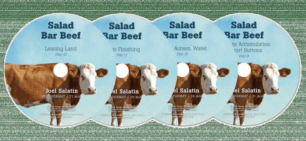 Salad Bar Beef & Pigerator Pork DVDs