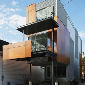 complicated shapes for homes