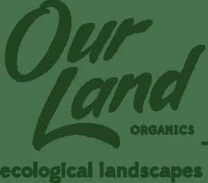 our-land-organics logo