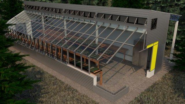 passive-solar-greenhouse-design